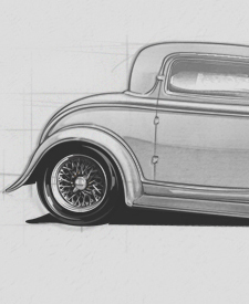 learn how to draw cars