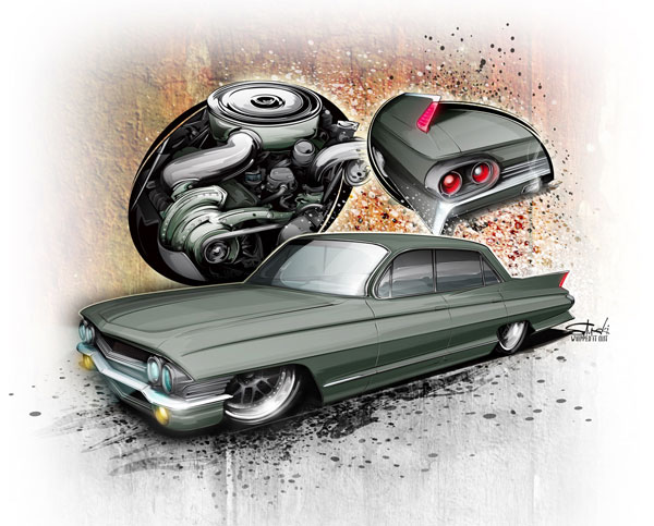 Cool Car Concepts / Renderings / Designs that SHOULD be BUILT!