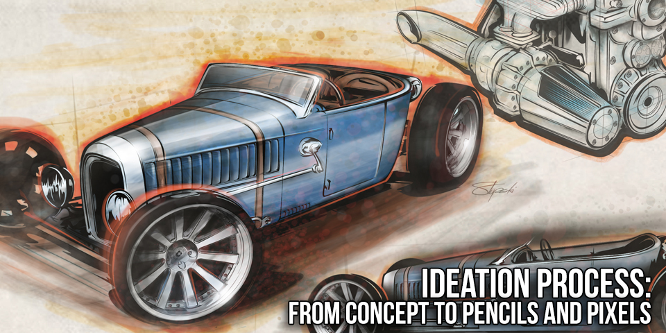 ideation for vehicle design