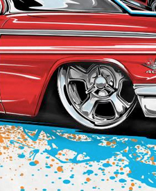 automotive art downloads
